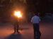 Самоспалення у Луцьку: чоловік підпалив себе (відео 18+)